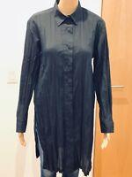 ISSEY MIYAKE FETE DRESS SHIRT LONG PLEATED