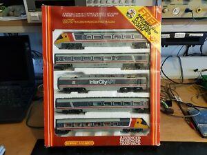 RARE VINTAGE HORNBY APT ADVANCED PASSENGER TRAIN (MINT BOXED)