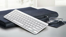 KIT:WIRELESS KEYBOARD BLUETOOTH 3.0 COMPATIBLE WITH MOST BLUETOOTH DEVICES WHITE