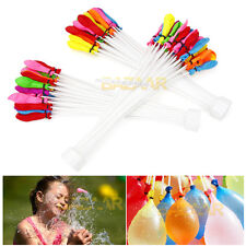 Magic Water Balloons Bombs Bunch o of Balloon Kids Party Self Tying Tied NEW
