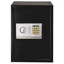 Hot Large Electronic Safe Lock Box Security Digital Keypad Jewelry Money Home US