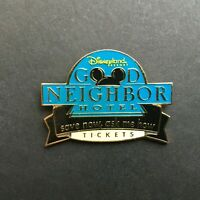 Disneyland Resort - Good Neighbor Hotel Employee Pin Disney Pin 13504