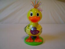 GALERIE CANDY DISPENSER Duck Makes Sound NEW WITH TAGS