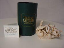 Harmony Kingdom Pride And Joy Tigers Box Figurine Tjlti Treasure Jest New