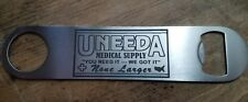 Uneeda return of the living dead ROTLD stainless steel bottle opener/church key
