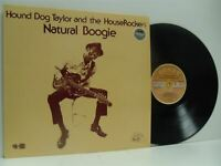 HOUND DOG TAYLOR AND THE HOUSEROCKERS natural boogie LP EX+/EX, SNTF 678, vinyl,