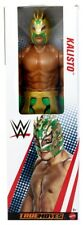 "New Mattel WWE 12"" Inch KALISTO True Move Series Wrestling Figure Toy USA Seller"