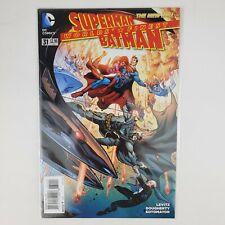 New ListingSuperman Batman Worlds Finest #31 Dc Comics The New 52 April 2015