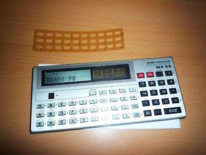 Elektronika MK 85 USSR Micro Computer Basic