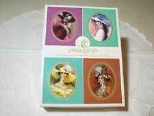 Avon 1990 Holiday Gift President's Club The Four Seasons Mrs. Albee Notecards