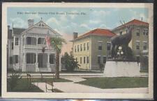 Postcard Pensacola Florida/Fl Elk's Club & Osceola Club House 1910's