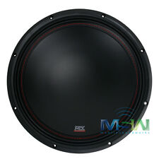 "NEW MTX 3512-04 12"" 35-Series SINGLE 4-OHM CAR AUDIO STEREO SUB SUBWOOFER 351204"