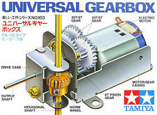 Tamiya #70103 Universal Gearbox Set For RC DIY Construction/Robotics Model Kit