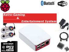 Raspberry Pi 3 Classic Retro Game Console Media Center Retropie Compatible 32GB