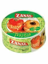 Tomatoes & Peppers Stuffed With Rice 280g (Zanae)