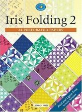 The Crafter's Paper Library: Iris Folding 2: 24 Perforated Papers Bk. 2 - Unused