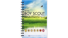 BSA BOY SCOUTS OF AMERICA 2016 REQUIREMENTS HANDBOOK SPIRAL BOUND PAGES LAY FLAT