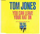 MAXI CD TOM JONES YOU CAN LEAVE YOUR HAT ON 4T (THE FULL MONTY) 1997 RARE !!!