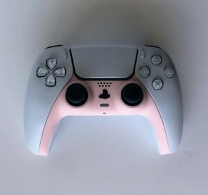 Sony PlayStation DualSense PS5 Wireless Controller PINK and WHITE