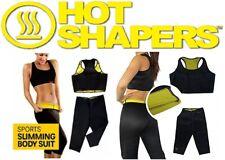 Women Sweat Sauna Body Shaper Hot Slimming Vest Thermo Neoprene Waist Trainer UK