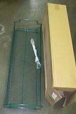 No Name 18246 3' Stackable Adjustable Merchandiser Wire Display Shelf / Rack Nib