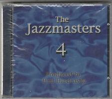 Paul Hardcastle- The Jazzmasters 4 BRAND NEW CD Free 1st Class UK P&P