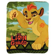 "The Lion Guard ""Kion"" Kids Character Lightweight Fleece Throw Blanket"
