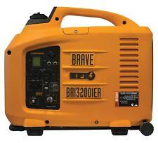 3200W Generator Inverter (Electric Start) W/ Remote Start, EFI + Wheel Kit