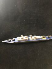 Matchbox Sea King 308 Guided Missile Destroyer Lesney 1976 England