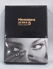 Monochrome by Lee Hyo Ri The Vol.5 Album The Limited Edition (CD+Photobook)