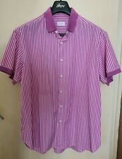 Fancy Brioni Shirt XXL Logo Buttons Great Colour Hemd Tolle Farbe 450€
