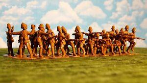 Armies in Plastic Northwest Frontier 1895-1902 British Infantry 1/32 54mm