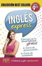 INGLTS EXPRESS / ENGLISH EXPRESS - AGUILAR (COR) - NEW PAPERBACK BOOK