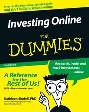 Investing Online For Dummies (For Dummies (Lifestyles Paperback)) by Kathleen Si