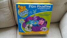 Zhu Zhu Pets Fido Fountain Roundabout playset, new in box