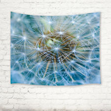 Dandelion Tapestry Wall Hanging for Living Room Bedroom Dorm Decor