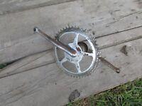 """Vintage Bicycle Parts for Prewar 26"""" HAWTHORNE--Gear, Sprocket, Bearings"""