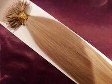 Extensions de cheveux blond doré moyen pour femme