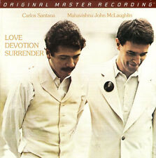 Santana / McLaughlin - Love Devotion++Hybrid SACD++MFSL MOFI UDSACD  ++NEU++OVP