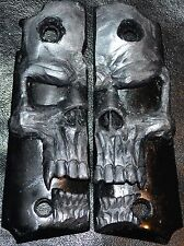 Taurus PT 1911 pistol grips full size large pearl  skull pattern