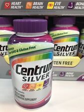 250 Tablets Centrum Silver Women's 50+ Free Shipping