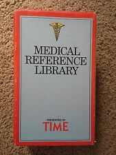 Medical Reference Library (Presented by Time, 1983 4-Book Set, Paperback in Box)