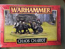 Warhammer Chaos Chariot Sealed Box