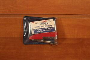 Swingline Tot 50 Mini Stapler With Case and Staples