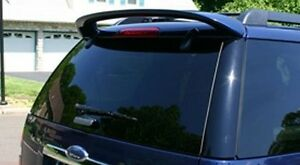 Un-Painted-Primer Rear Hatch Spoiler for 2002-2007 Ford Explorer - Made in USA