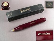 Kaweco Classic Sport Kugelschreiber in bordeaux rot neu #