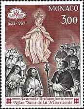 Timbres Religion Monaco 1677 ** lot 11332