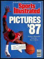 SI: Sports Illustrated December 28, 1987 Michael Jordan Basketball Chicago Bulls