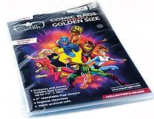 Ultimate Guard Comic Sacs Refermables Doré Taille ( 4260250071595