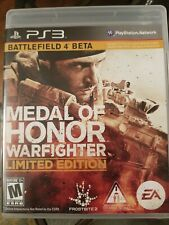 Medal of Honor: Warfighter PlayStation 3 PS3 Disc Only Tested Fast Free Ship